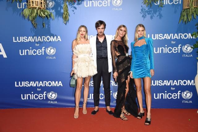 UNICEF Summer Gala'da RAISAVANESSA Rüzgarı