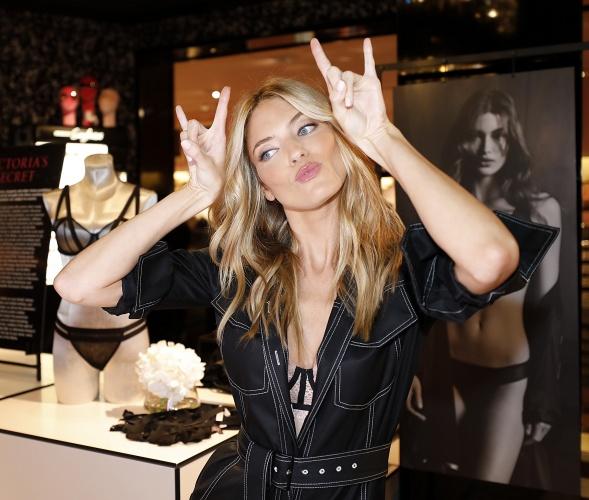 Victoria's Secret Melekleri Yeni Koleksiyon İçin Tura Çıktı!