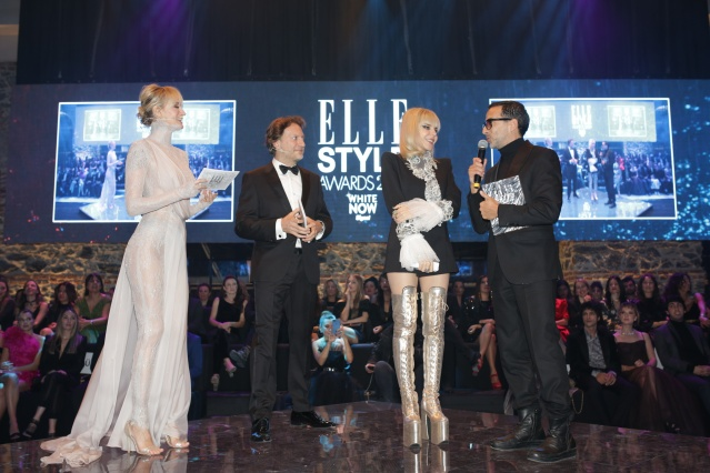 Elle Style Awards 2019'da Ödül Törenine Ünlülerden Büyük İlgi