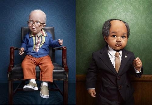 Bebekler 40 yıl yaşlandı