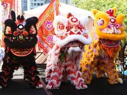 Çin'de Horoz Yılı Festivali Devam Ediyor