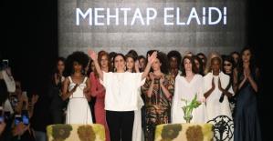 Mehtap Elaidi Sonbahar / Kış 2018 koleksiyonu
