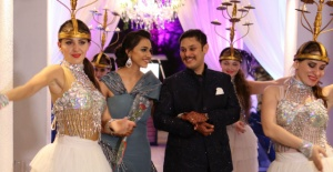 Bodrum'da Masal Gibi Hint Düğünü!
