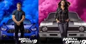 Hızlı ve Öfkeli 9'un karakter afişleri ve özel video içerikleri yayınlandı