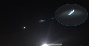 Danimarka'da İnanılmaz UFO Görüntüleri