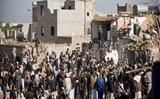 Yemen kıtlıkla burun buruna