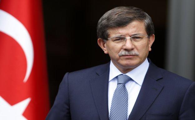 Davutoğlu'na 'savunma sanayi' brifingi