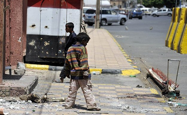 'Yemen'de 4 ayda 400 çocuk öldürüldü'