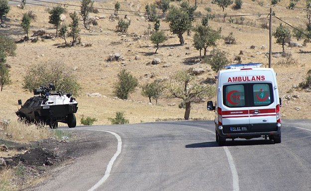 Şırnak'ta hain saldırı: 1 yüzbaşı şehit