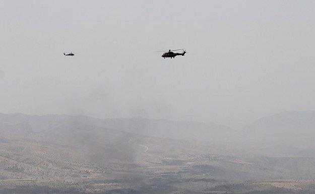 Genelkurmay: 41 terörist ölü ele geçirildi