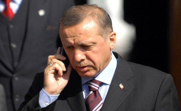 Erdoğan'dan şehit ailelerine taziye telefonu