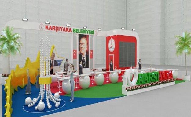 İzmir Fuarı'na Karşıyaka damga vuracak