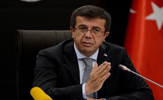 Bakan Zeybekci: Türk Müteahhitlik Sektörü'nün 2015 yılı geliri 29.3 milyar dolar