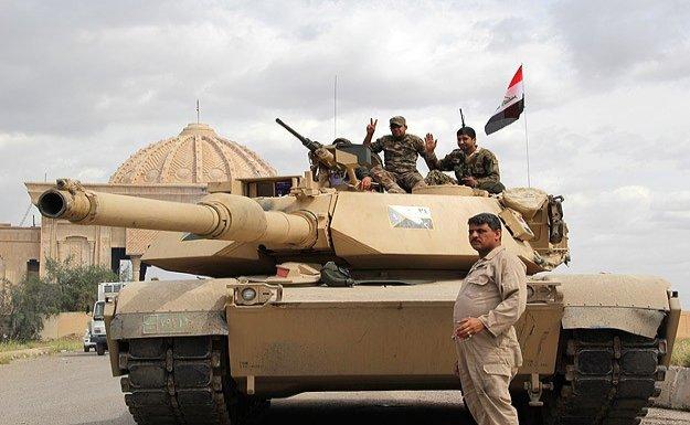 Çatışma yorgunu Tikrit