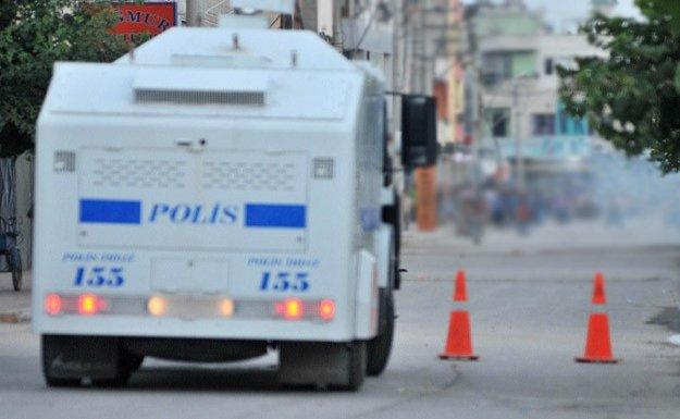 Mersin'de polise silahlı saldırı
