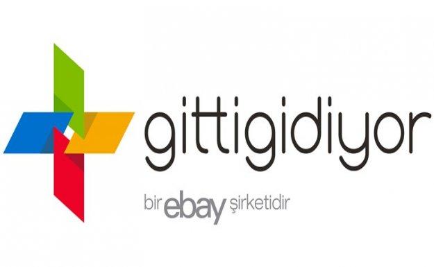 Türkiye e-ticarette Gittigidiyor'u tercih etti