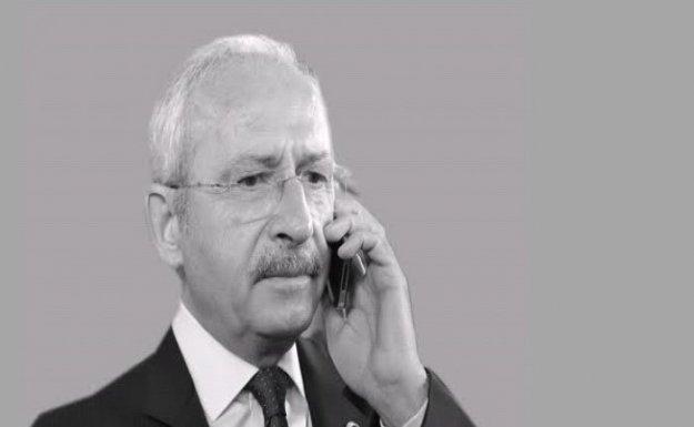 Klıçdaroğlu Genelkurmay Başkanı Akar'ı aradı