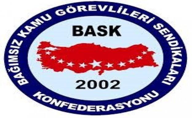 BASK'tan ortak eylem çağrısı