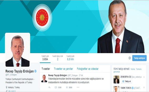 Cumhurbaşkanı Erdoğan 'sağduyu' çağrısını Twitter'dan yineledi