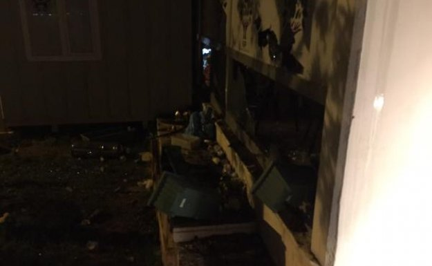HDP Genel Merkezi'ne saldırı: Bina ateşe verildi