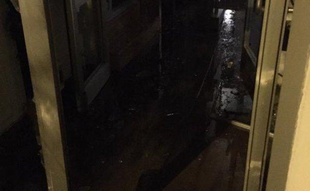 Ankara Valiliği: HDP binasını yakan şahıs gözaltına alındı