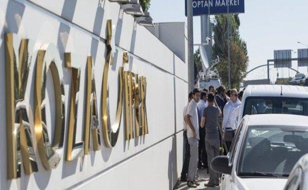 Koza İpek Holding'e ikinci arama