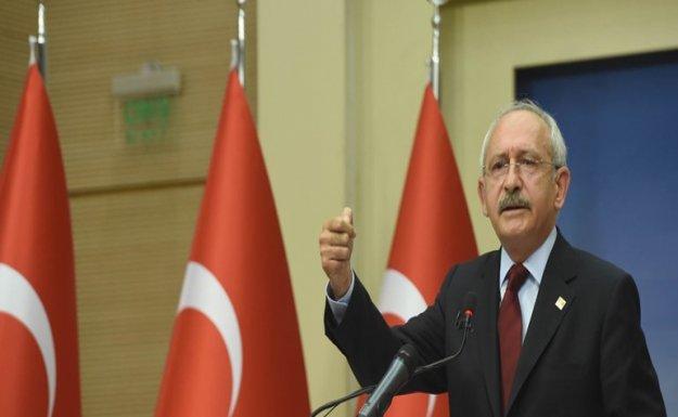 Kılıçdaroğlu (1): Terörü bitireceksen 400'ü ben tamamlayacağım, buyur bitir