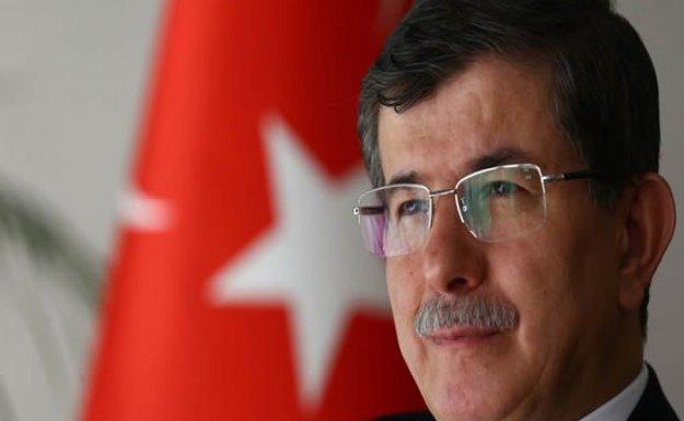 Başbakan Davutoğlu'ndan Vali Toprak'a tebrik