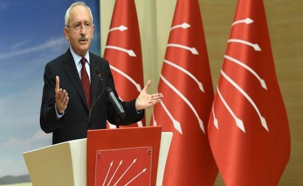 Kılıçdaroğlu (2): Şiddet terör örgütünün değirmenine su taşımaktır