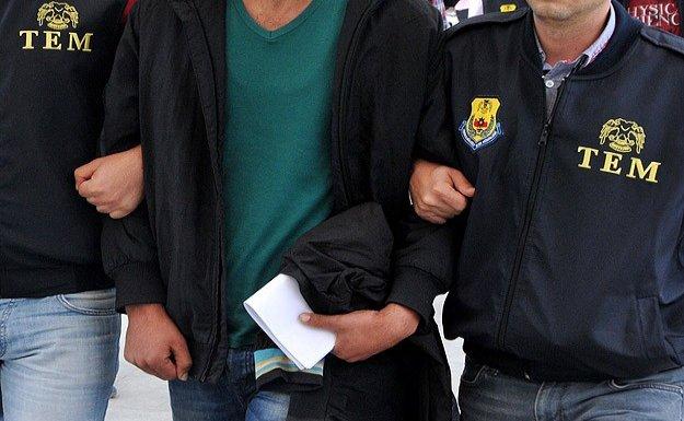 İstanbul'daki terör örgütü operasyonunda 4 tutuklama