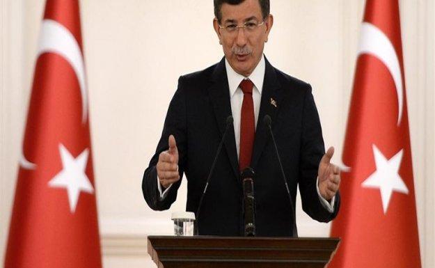 Başbakan Davutoğlu: AB ile PKK terörüne karşı omuz omuza olma sorumluluğumuz var