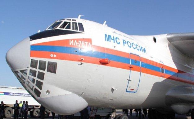 Rusya, Suriye'ye giden insani yardım uçakları için Türkiye'den izin istemedi