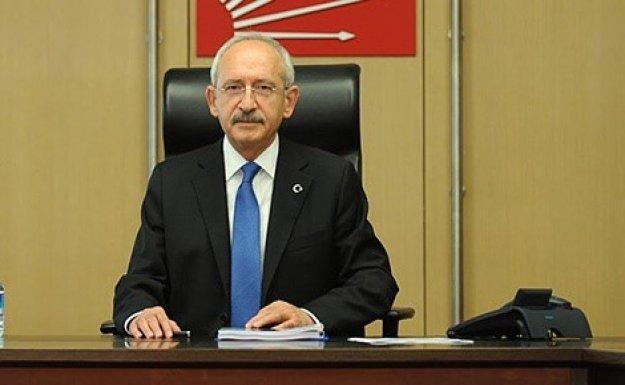 Kılıçdaroğlu YÖK Başkanı ile görüştü