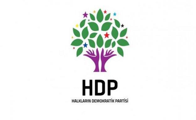 HDP'den genel merkeze yapılan saldırı için suç duyurusu