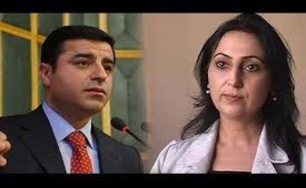 HDP Eş Genel Başkanları törene katılacak