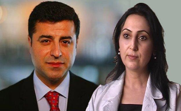 HDP Eş Genel Başkanları cenazeye katılacak