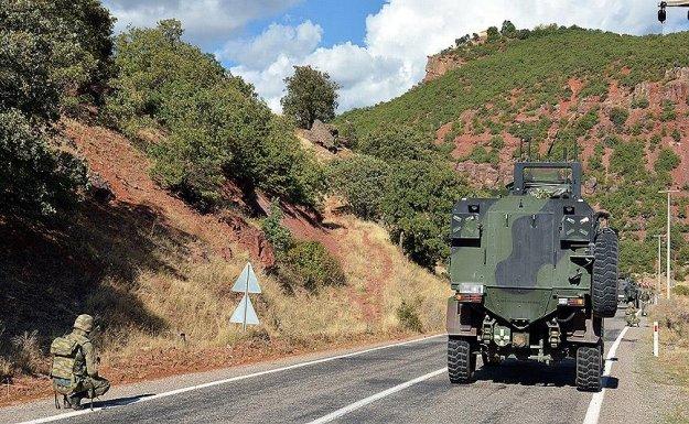 Erzurum'da 2 asker şehit