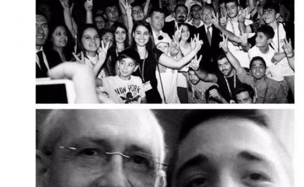 CHP Lideri Kemal Kılıçdaroğlu o fotoğrafı paylaştı