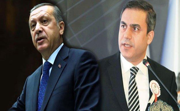 Cumhurbaşkanı Erdoğan, Fidan'la görüşecek