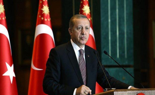 Cumhurbaşkanı Erdoğan: Medeniyetimiz, Söz ve Yazı Medeniyetidir