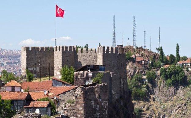 Ankara'ya En Çok Amerikalı Turistler Geliyor