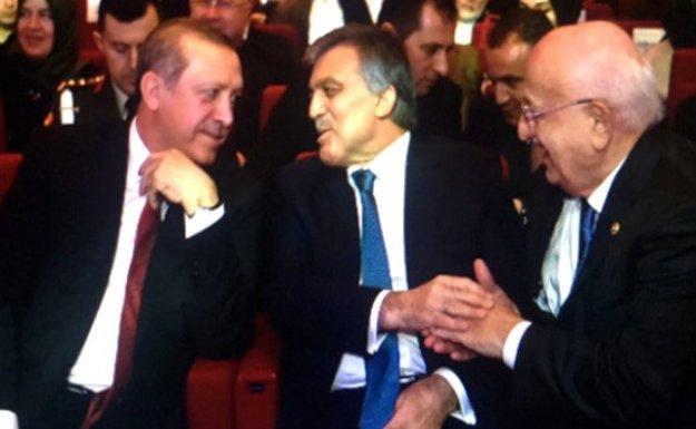 Erdoğan ve Gül'ü Nikah Töreni Buluşturdu