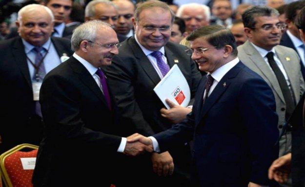 Başbakan Davutoğlu Liderlerle Görüşecek