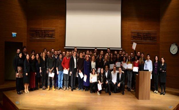 Vodafone Özyeğin Üniversitesi'yle Yürüttüğü Sertifika Programını Tamamladı