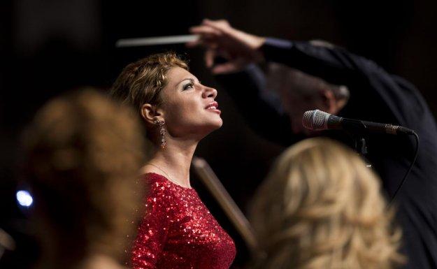 Cumhurbaşkanlığı Senfoni Orkestrası'ndan Yeni Yıl Konseri