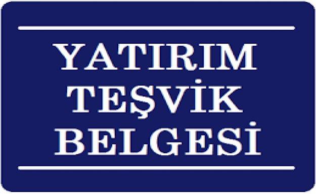 Kasım 2015'de 332 Yatırım Teşvik Belgesi Verildi