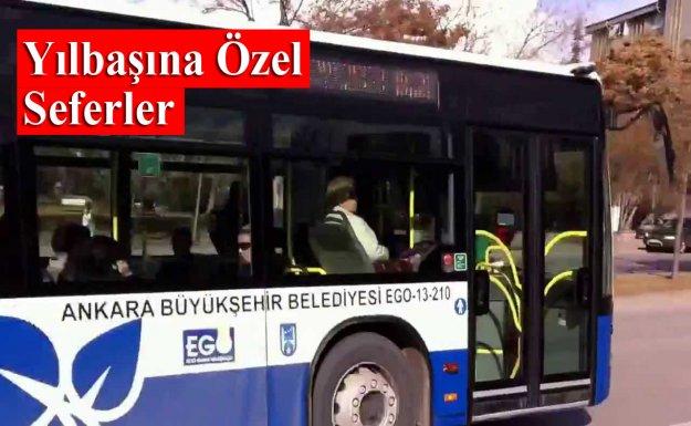 Ankara Yılbaşına Hazır