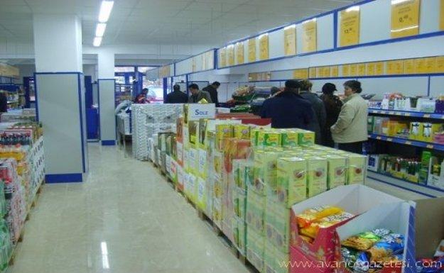Türkiye'de 15 bin 441 Adet İndirimli Market Var