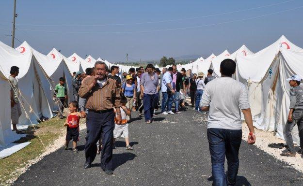 AK Parti'li Külünk Mülteci Raporu'nu Açıkladı