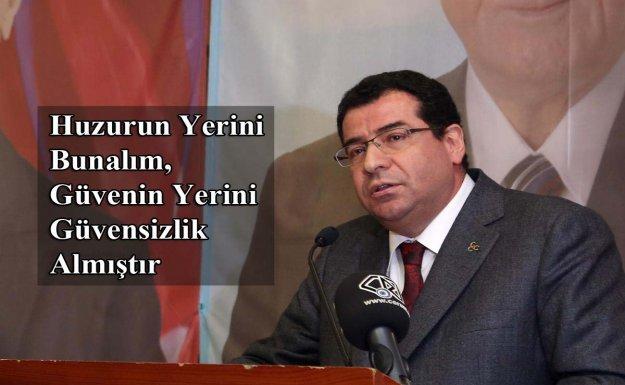 MHP'li Tanrıkulu: AKP Verdiği Sözleri Ağırdan Alıyor